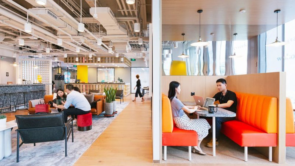 East Gongxiao Building Coworking