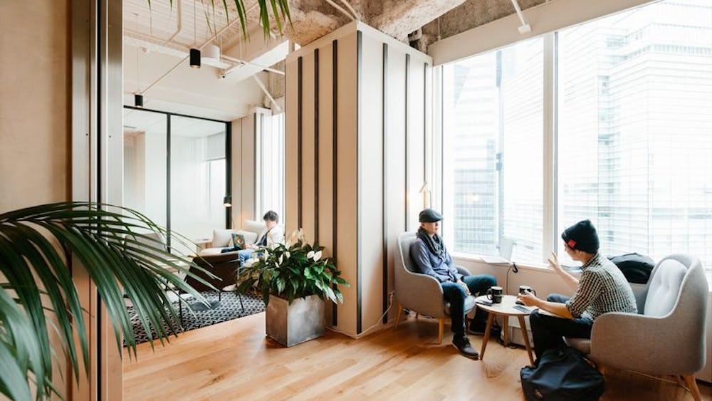 JR Ikebukuro Building Coworking