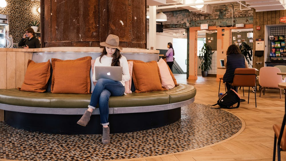 Coworking no Shopping Pátio Savassi