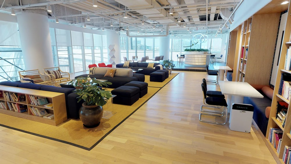 Coworking Avic Capital Tower