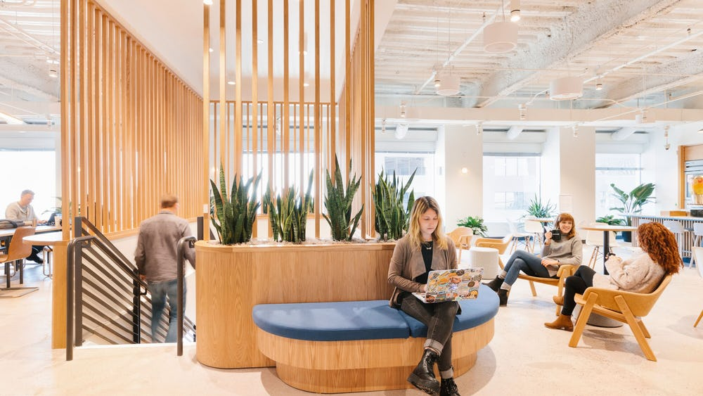 611 North Brand Boulevard – Coworking