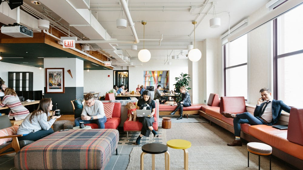 611 North Brand Boulevard Coworking