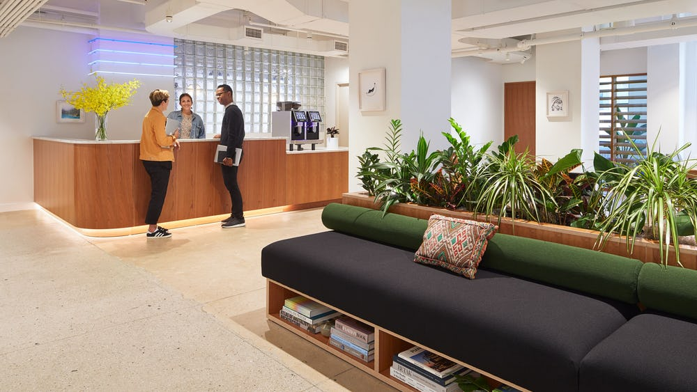 Coworking 1450 Broadway