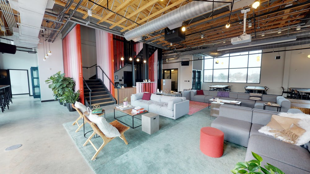 901 Woodland St Coworking
