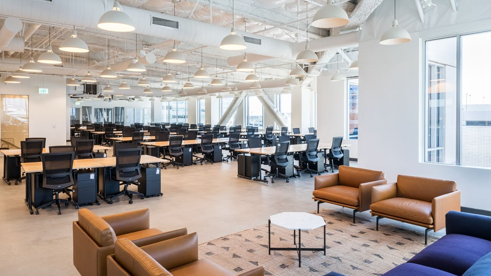 83 Maiden Lane Office Space
