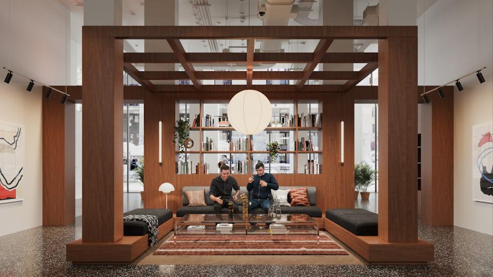 Coworkingové prostory Via Vittor Pisani, 15