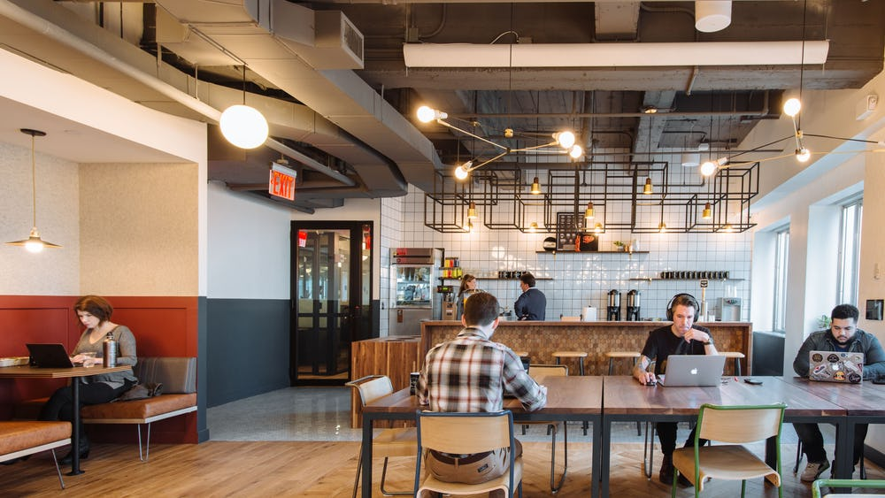 Coworking à Brooklyn Heights