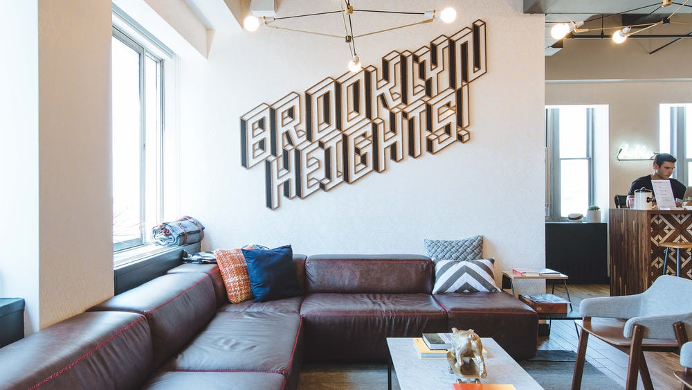195 Montague Street Coworking On Montague Street Wework
