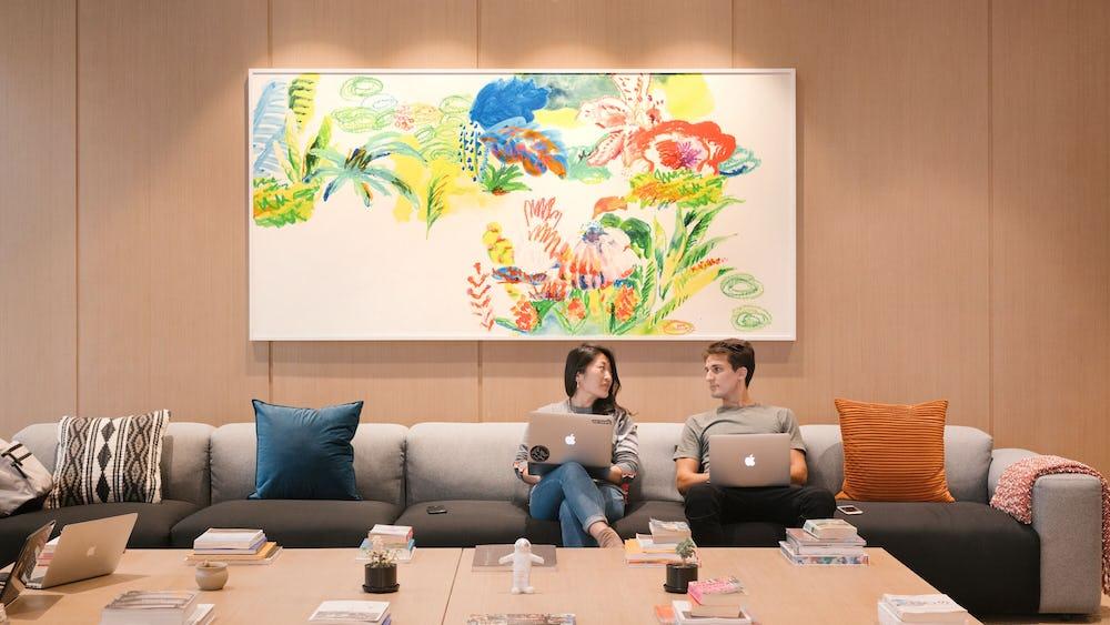 Coworking 518 Xinjiang Lu