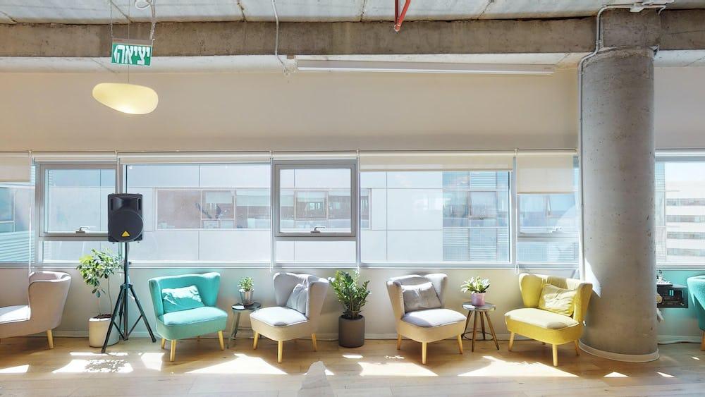 Coworkingové prostory Gav-Yam Negev
