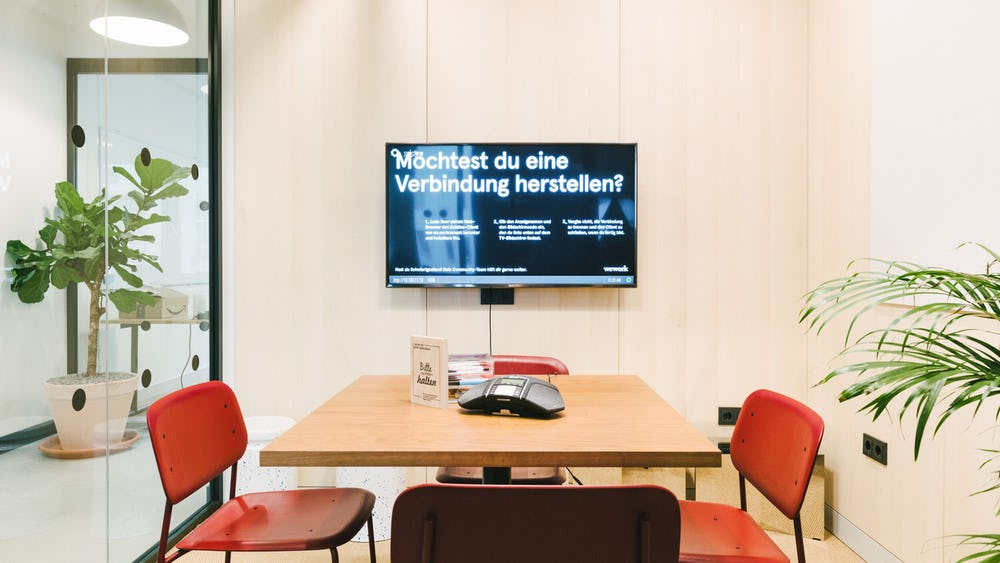 Sala de reuniones de Neuturmstraße 5