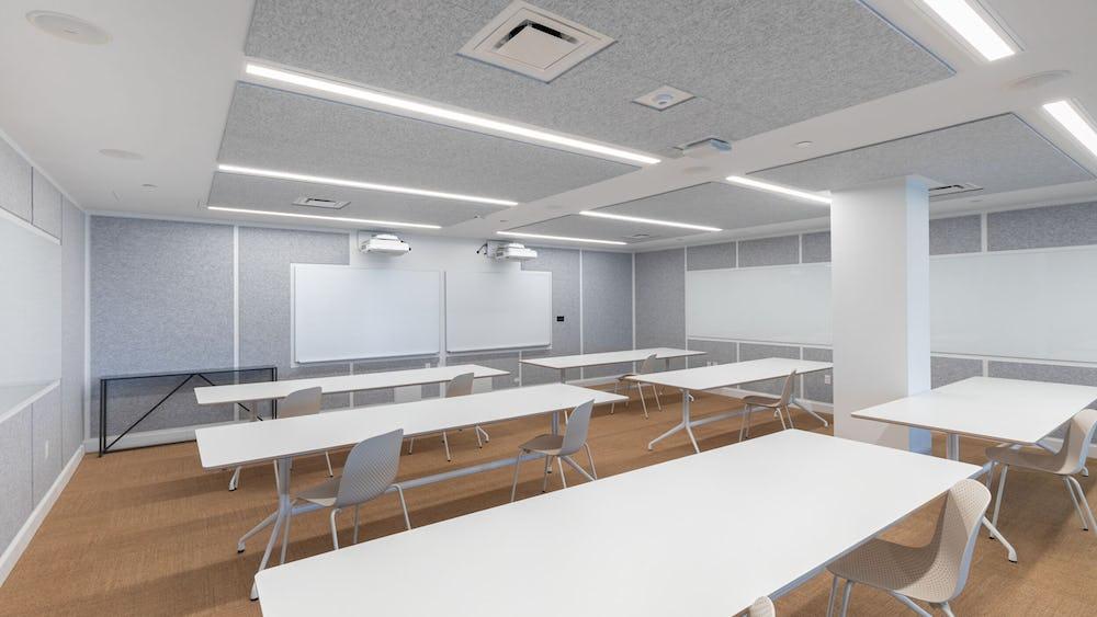 Konferenční místnost 515 Folsom Street
