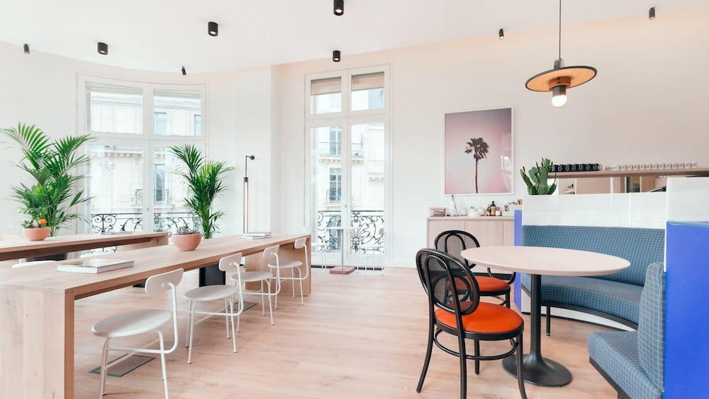 8 rue des Pirogues de Bercy delt-kontorfellesskap