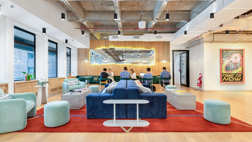 Find Coworking Office Space In Mumbai | WeWork