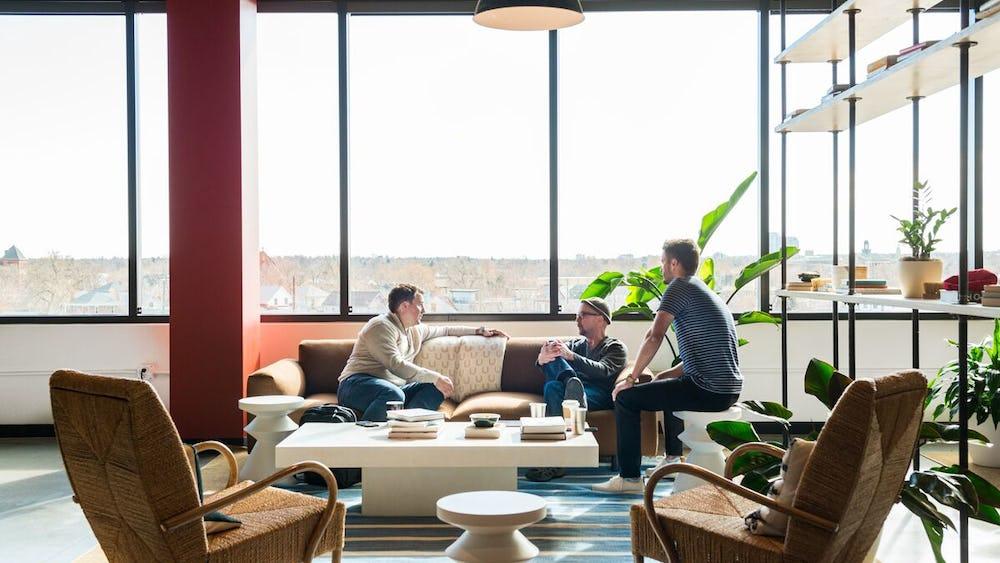 Coworking The Hub