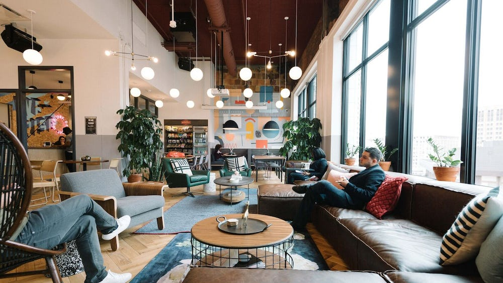357 Bay St coworking
