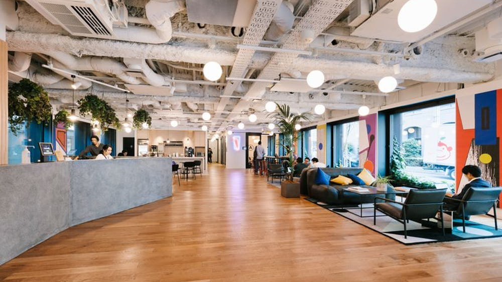5 Merchant Square – Coworking