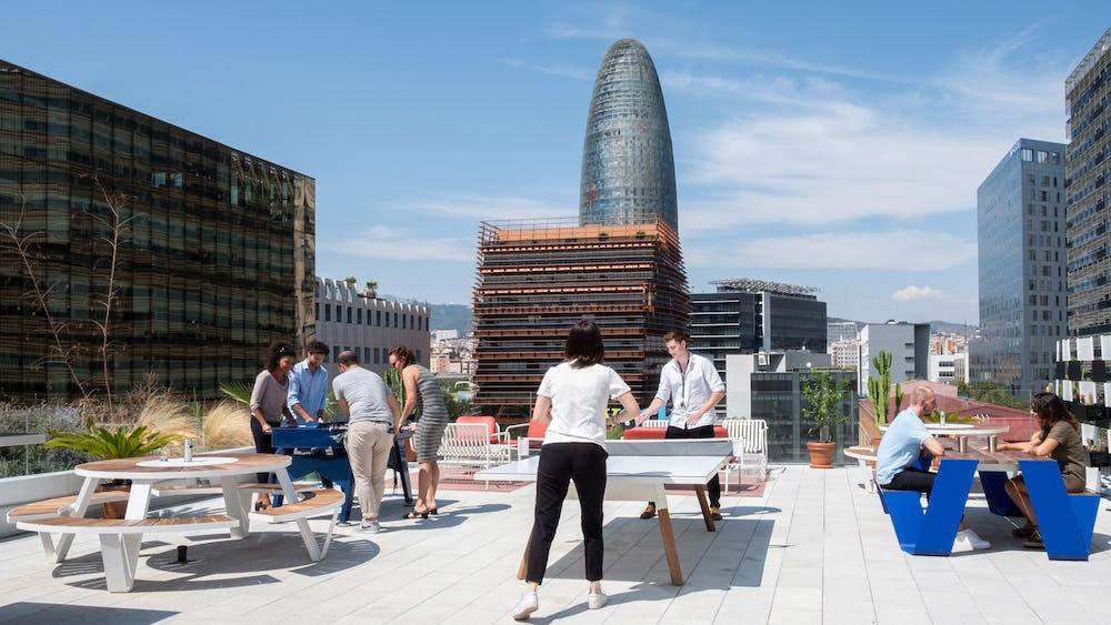Coworkingové prostory Ciutat de Granada, 121