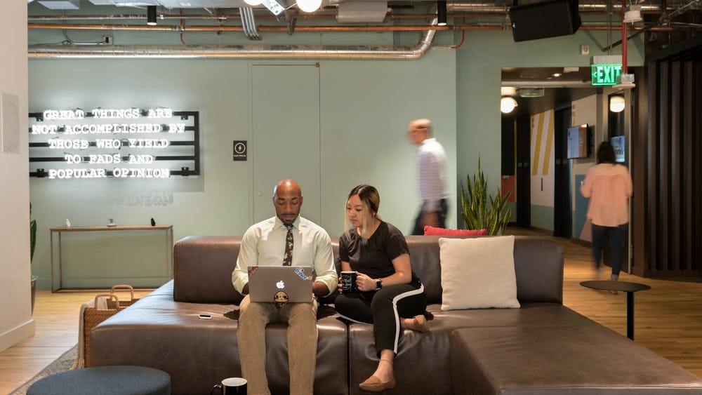 655 Montgomery St Coworking
