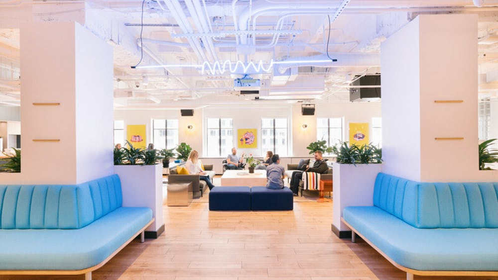 21 Soho Square coworking