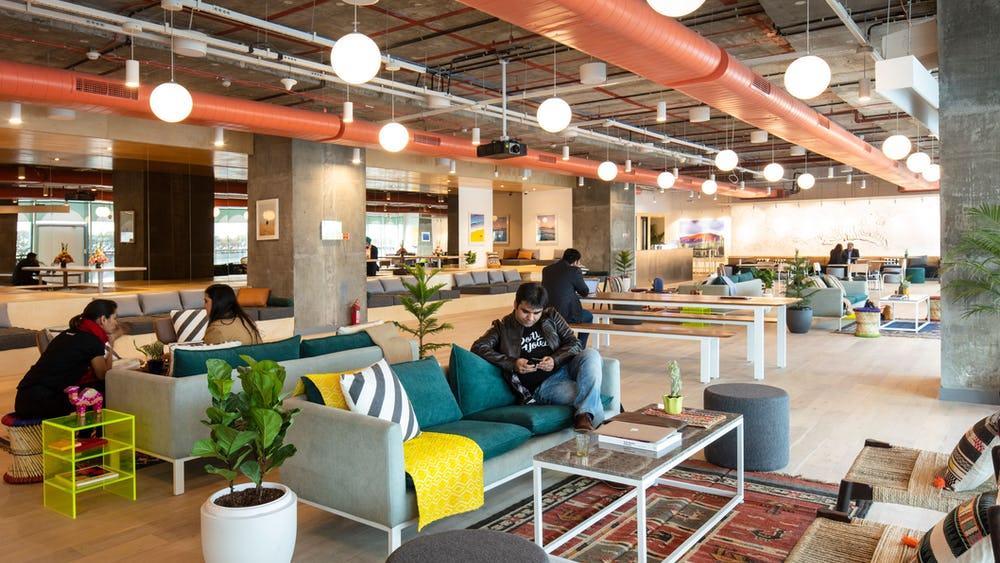 Coworking ITI Building