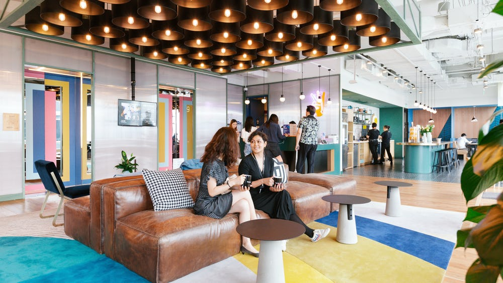 Coworking One ITC