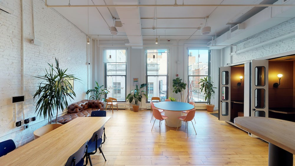 408 Broadway coworking