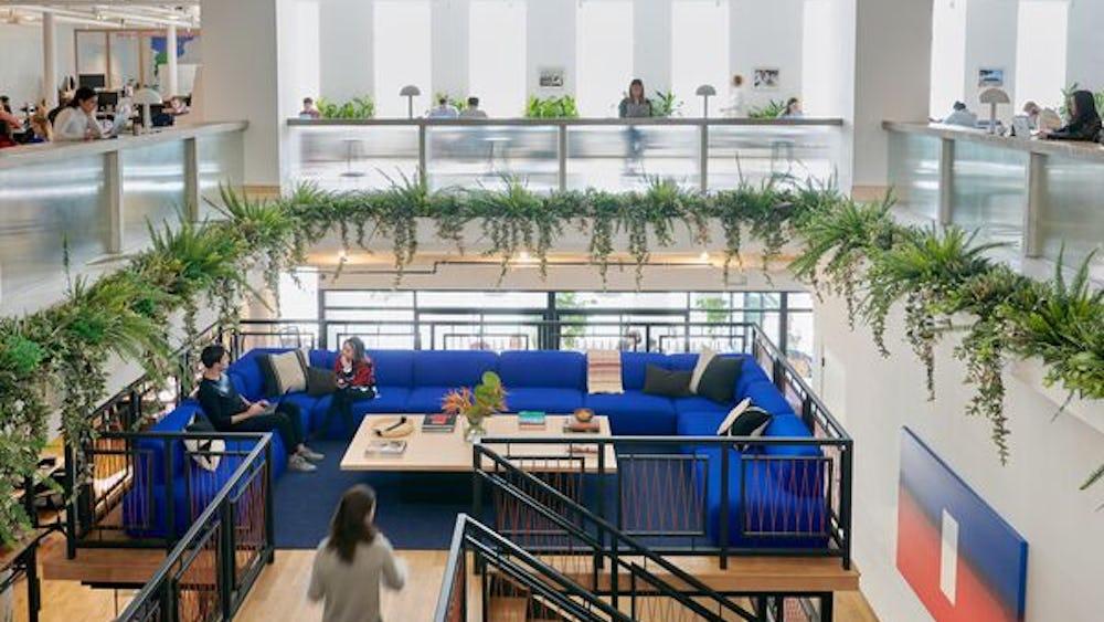 Coworkingové prostory 430 Park Avenue