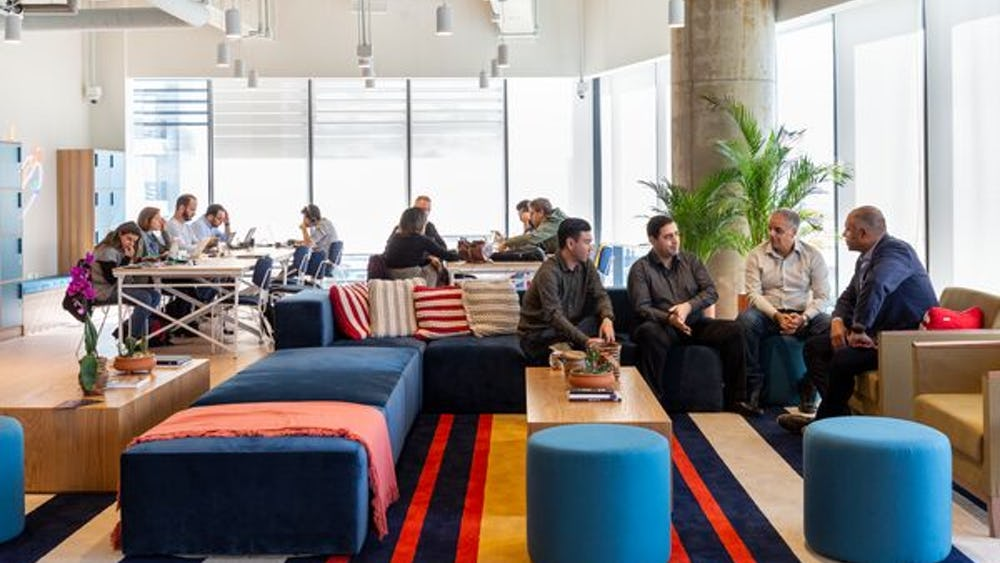 Find Coworking Offices in Sao Paulo | WeWork