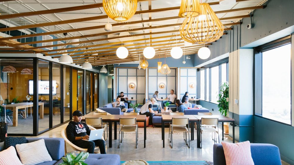 Forum - Coworking Office Space in DLF Cyber City | WeWork