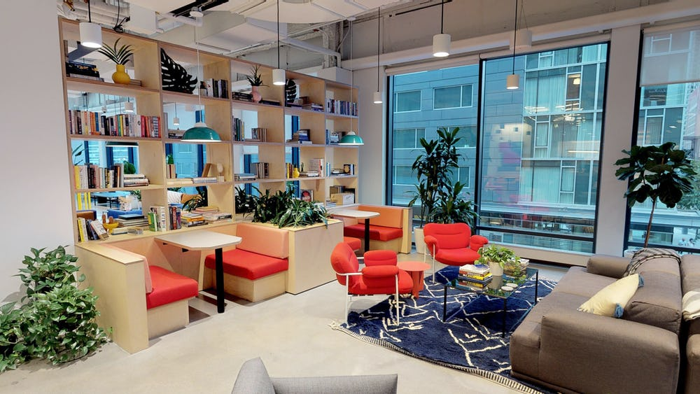 Coworking en One Seaport Square