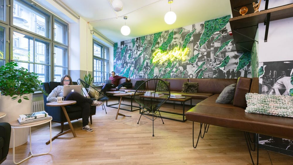 Coworking 1730 Minor Ave