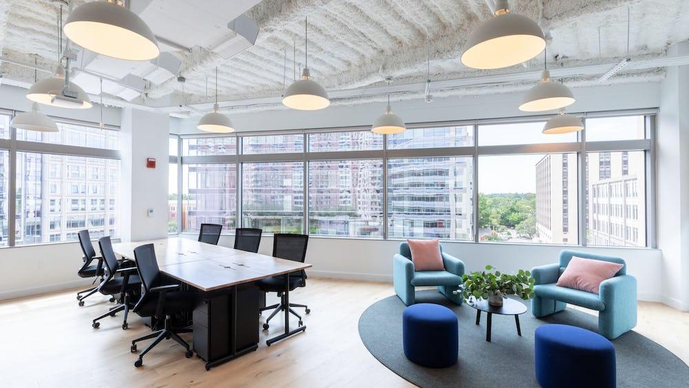 550 Kearny Street Office Space