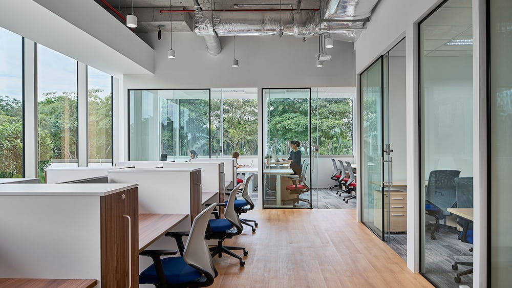 Coworking Spacemob Ascent