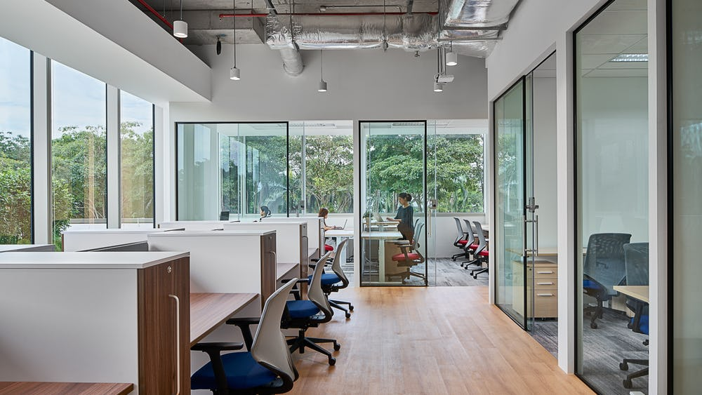 Spacemob Ascent Coworking