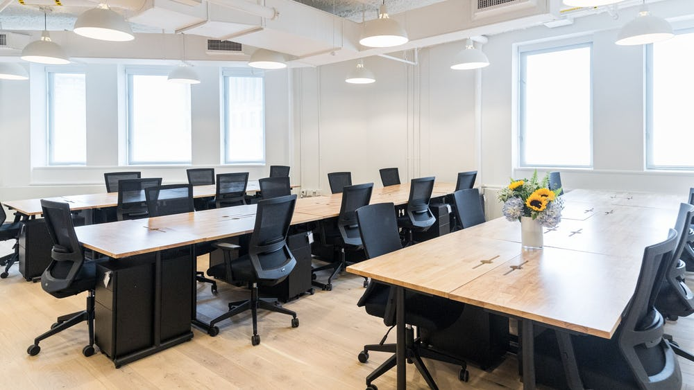 731 Sansome Street Office Space