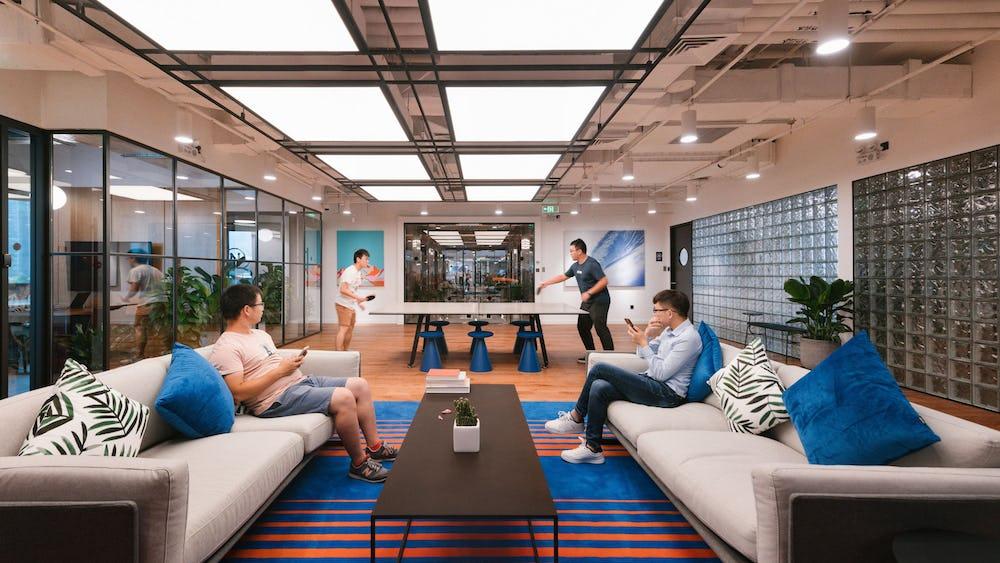 Coworkingové prostory NEO Metropolis