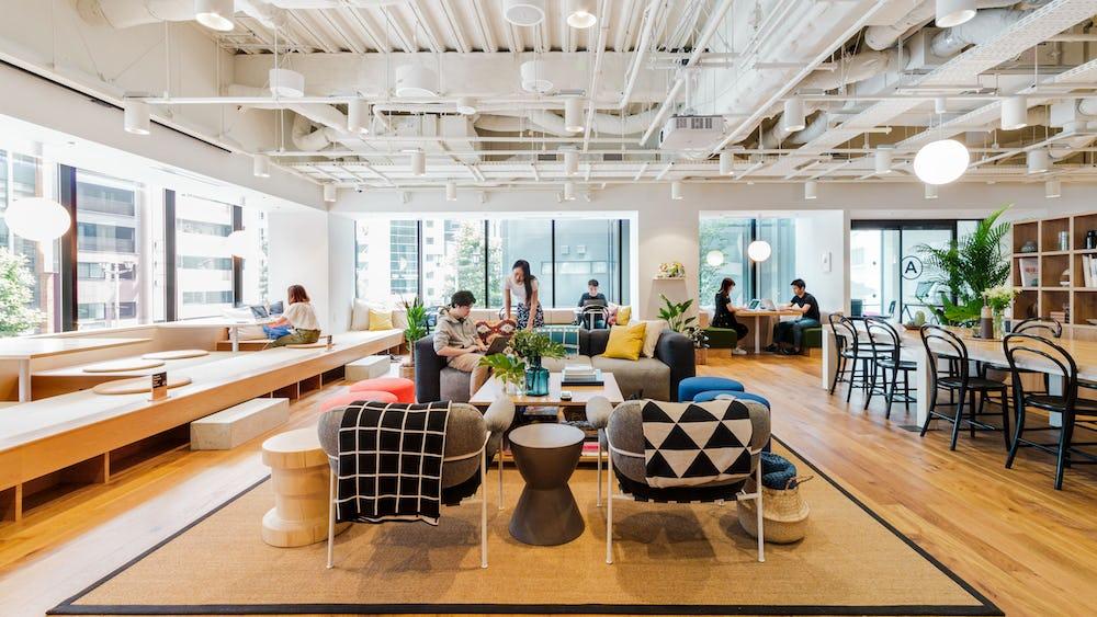 Nihonbashi Kabutocho – Coworking