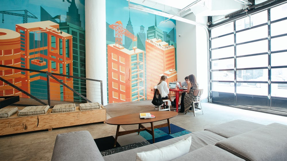 Coworking Soho West