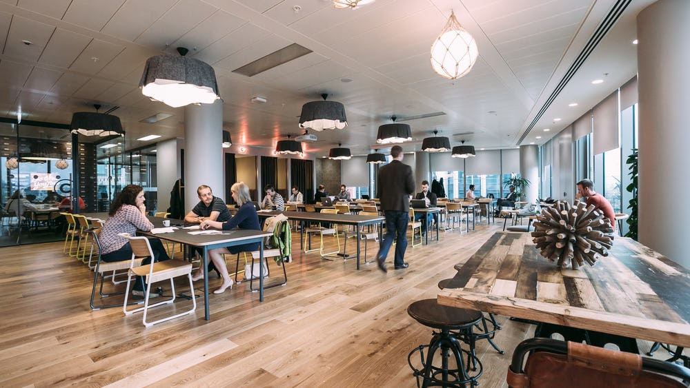 Coworking en South Bank