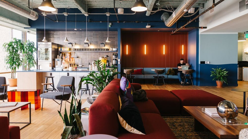 Scotia Plaza - Downtown Toronto Coworking Space | WeWork
