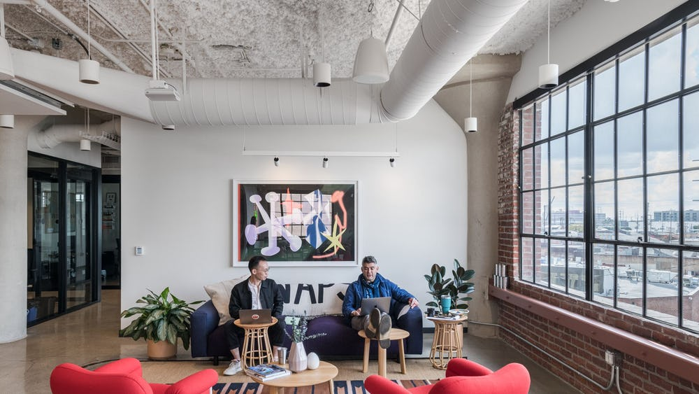 Coworking The Maxwell