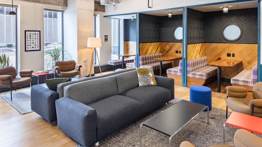 Place Ville Marie Coworking