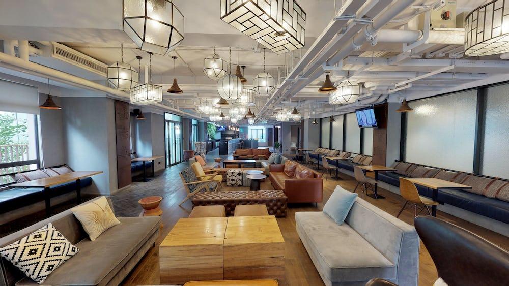 Coworkingové prostory Xintiandi Xinli