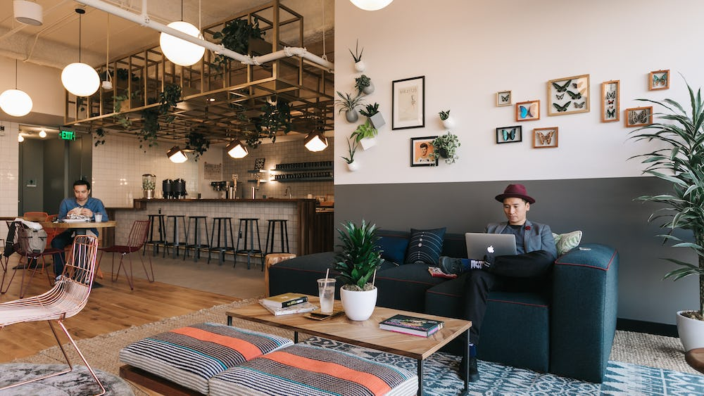 Seolleung Station Coworking