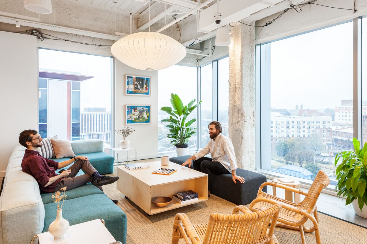 Durham ID Coworking Space in Downtown Durham | WeWork