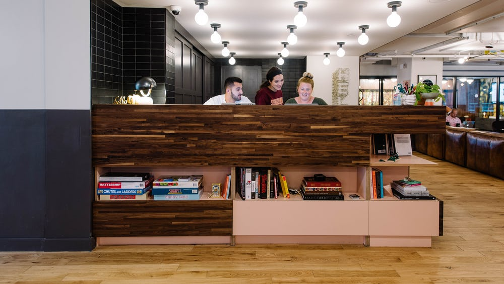 300 Park Avenue - Coworking Space in Midtown NYC | WeWork