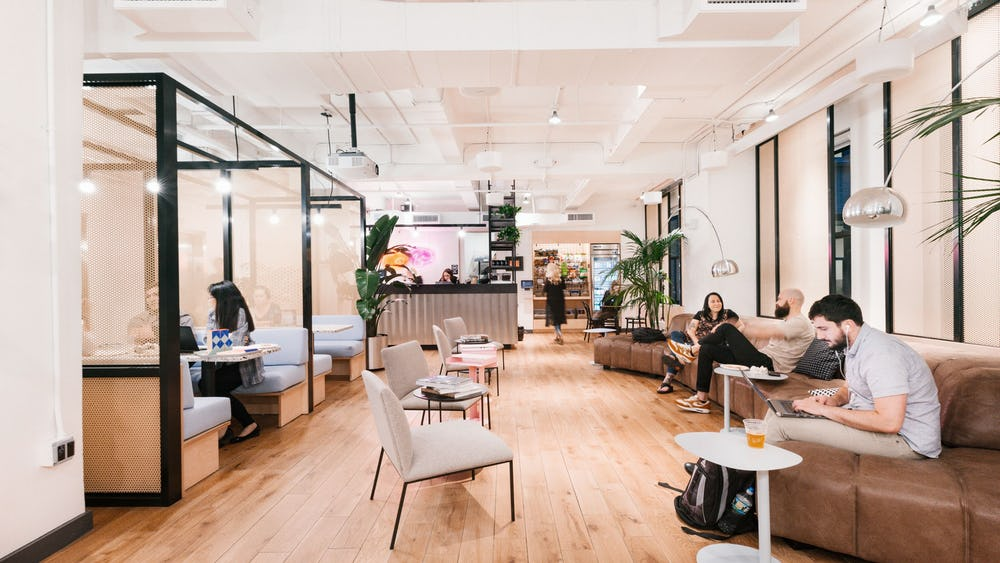 160 Varick Street – Coworking