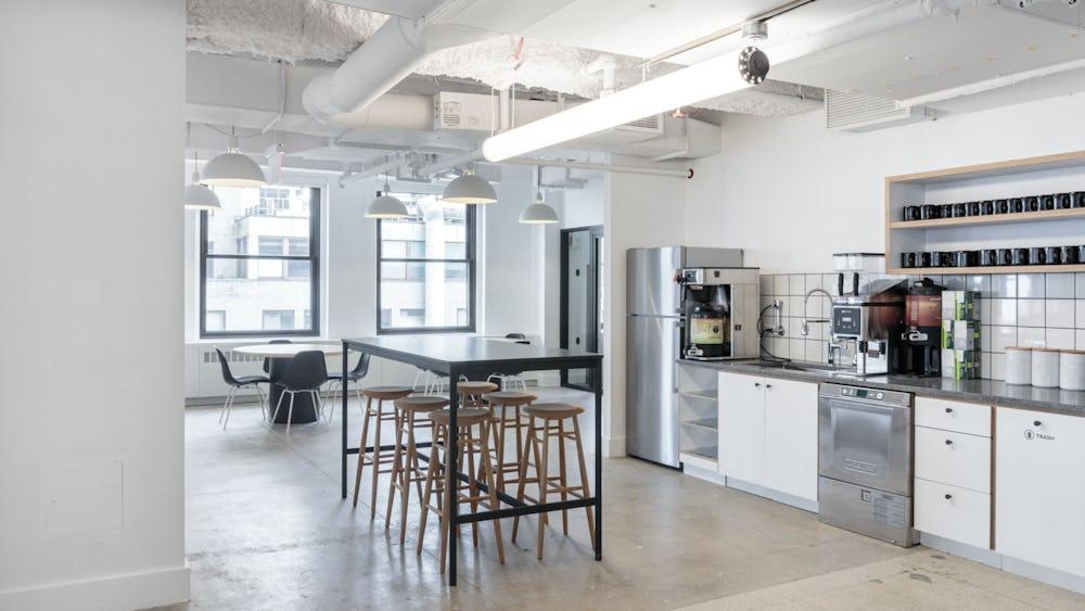 500 5th Avenue Delad arbetsplats