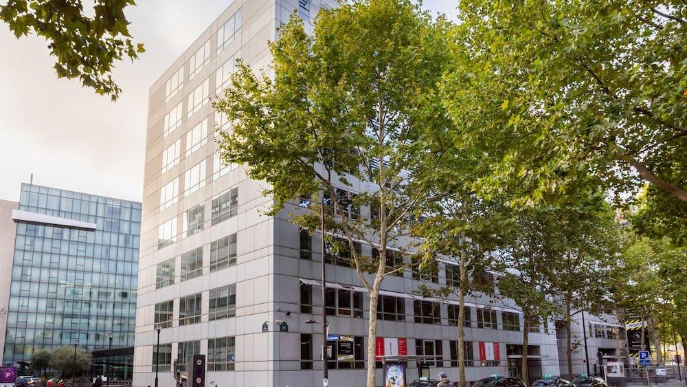 8 Rue des Pirogues de Bercy coworking